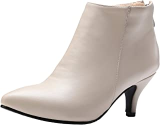 78ec33ac7a44f Amazon.com: Ivory - Boots / Shoes: Clothing, Shoes & Jewelry