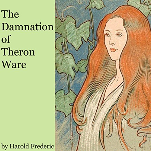 The Damnation of Theron Ware audiobook cover art
