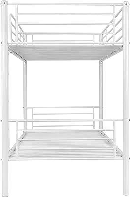 Amazon Com Acme Furniture 02093si Eclipse Futon Bunk Bed Twin X