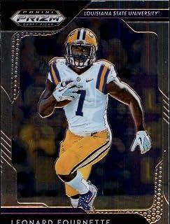 2019 Panini Contenders Draft Season Ticket #62 Leonard Fournette LSU Tigers NCAA Football Trading Card
