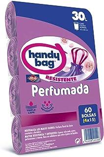 comprar comparacion Handy Bag Bolsas de Basura 30L, Extra Resistentes, Perfumadas, 60 Bolsas