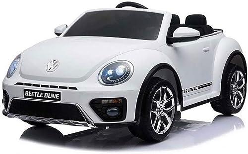 entrega rápida VW Escarabajo BATERIA 12V para para para Niños, Mando Padres  marca de lujo