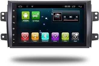Car Radio GPS Navi Android 7.1 for Suzuki SX4 2006-2014 Autoradio Head Unit Multimedia Video Player Stereo Maps Navigation (Android 7.1 1+16G for Suzuki)