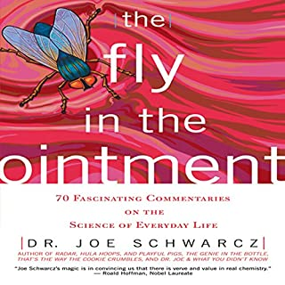 The Fly in the Ointment audiobook cover art