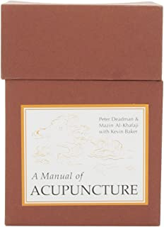 Manual of Acupuncture Point Flashcards