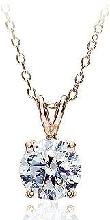 Best swarovski rose gold infinity necklace Reviews
