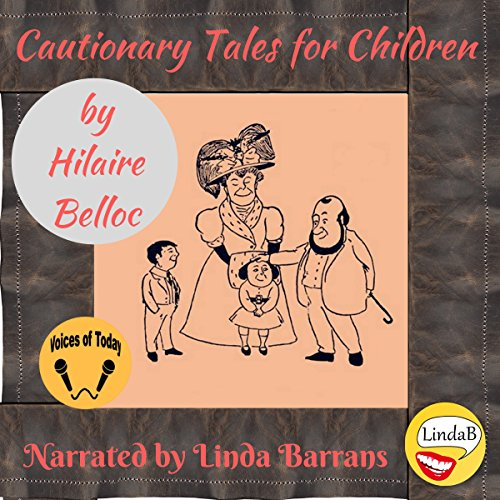 Cautionary Tales for Children audiobook cover art
