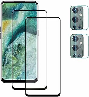 واقي شاشة Doao من الزجاج المقوى لجهاز Xiaomi Mi Mix 2، تركيب سهل بدون فقاعات، مقاوم للخدش متوافق مع Apple Xiaomi Mi Mix 2....