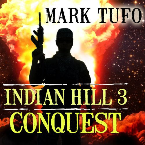 Conquest audiobook cover art