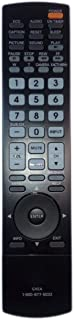 GXEA 1-800-877-5032 Remote Control Replaced for Sanyo DP37840 DP42840 DP46840 LCD55L4 DP50710 DP50740 DP52440 DP55360 HDTV...