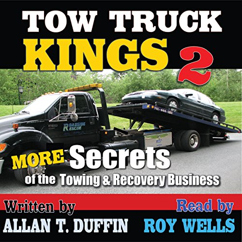 Tow Truck Kings 2 audiobook cover art