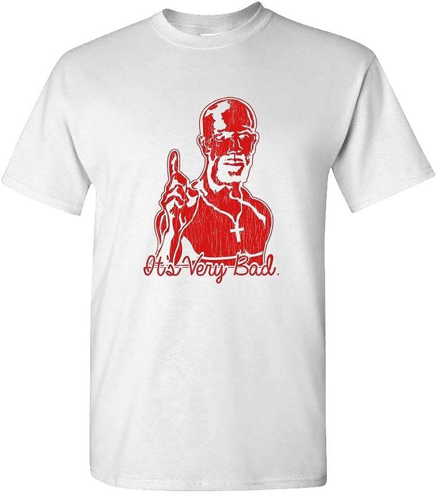 It's Very Bad - jobu Rum Funny Movie Quote - Mens Cotton T-Shirt