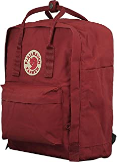 Fjallraven Kanken Backpack, Deep Red