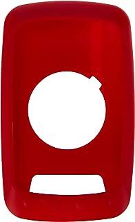Garmin Siliconen beschermhoes voor Edge 800/810 fietscomputer, rood