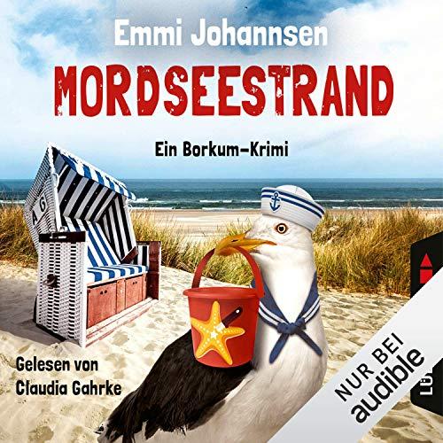 Mordseestrand. Ein Borkum-Krimi cover art