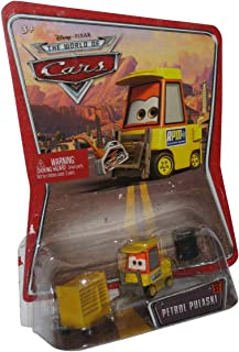 Disney Pixar Cars the World of Cars Petrol Pulaski #32