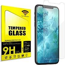 ACTECOM® Cristal Templado para iPhone XR 2.5D 9H Protector Pantalla