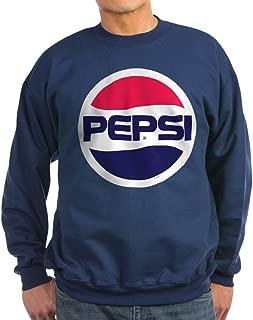 CafePress Pepsi 90S Logo Classic Crew Neck Sweatshirt