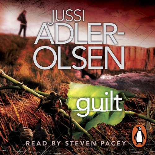 Guilt     Department Q, Book 4              By:                                                                                                                                 Jussi Adler-Olsen                               Narrated by:                                                                                                                                 Steven Pacey                      Length: 16 hrs     1,151 ratings     Overall 4.6