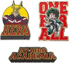 My Hero Academia Pins Anime Lapel Pins My Hero Academia Accessories Anime Pins