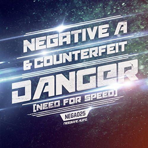 Negative A & Counterfeit