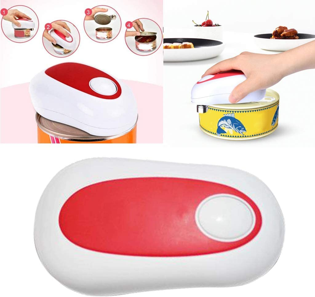 Hand-free electric can opener Edge Automati Smooth Felt Max 78% Ranking TOP13 OFF