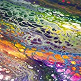 LM Pouring Medium Fluid (3 Liter) Gieß-Farbe, Acrylic-Pouring, Puddle-Pouring, Dirty-Pouring, Gieß-Medium - 2