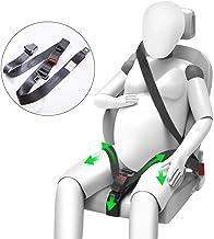 cinghia di sostegno di maternit/à per Breath Set cintura di sicurezza posteriore auto in stato di gravidanza e lavabo culla prenatale Banda di pancia per la gravidanza