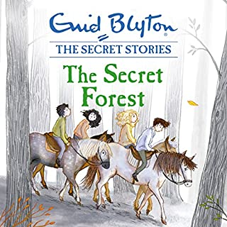 The Secret Forest     Secret Stories, Book 3              By:                                                                                                                                 Enid Blyton                               Narrated by:                                                                                                                                 Joshua Higgot                      Length: 4 hrs and 3 mins     11 ratings     Overall 4.6