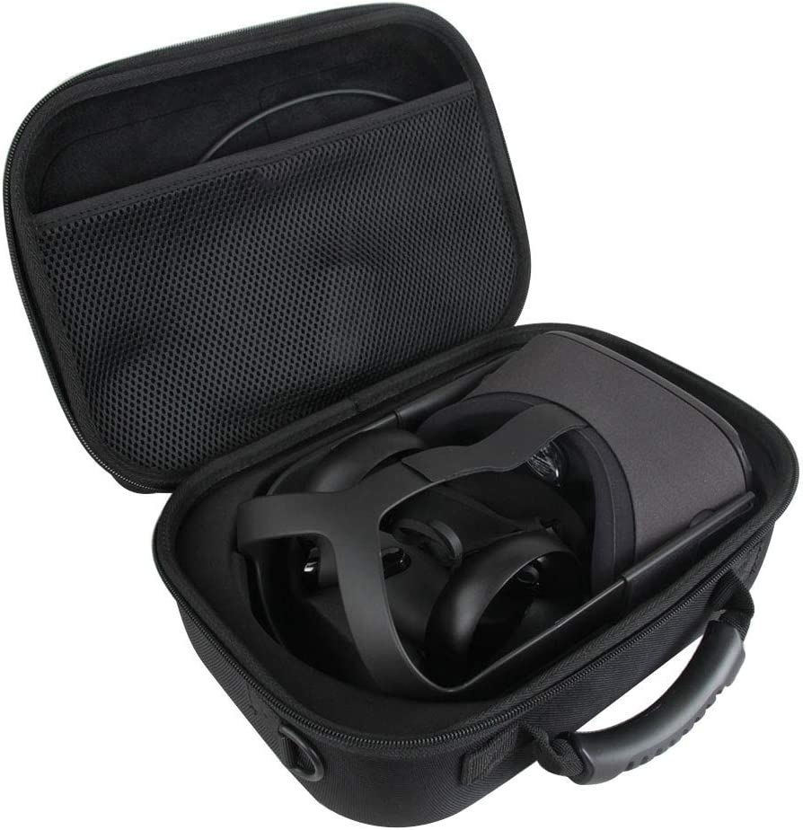 Adada Hard Travel Case for Max 90% OFF Credence 2 Quest All-in-on Oculus