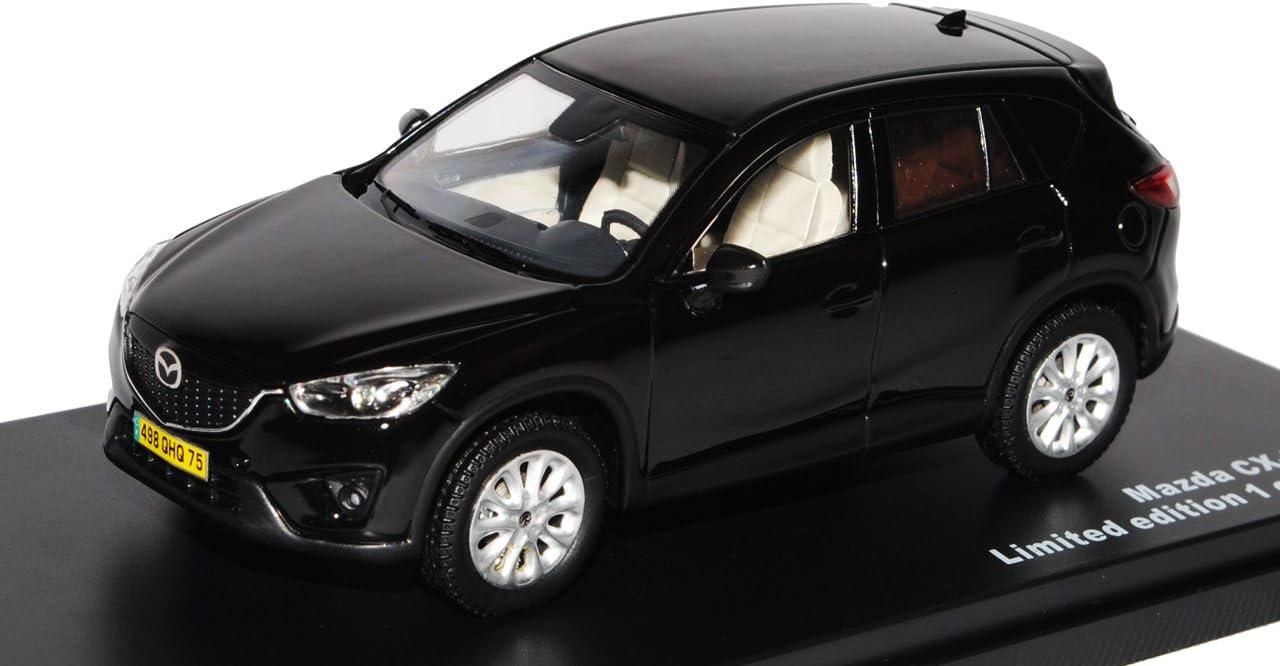 Ixo Mazda Cx 5 Schwarz Suv Ab 2011 Limitiert 1 Von 600 Triple 9 1 43 Modell Auto Spielzeug
