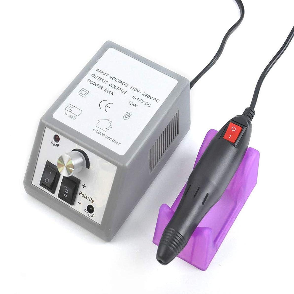 レンダリングホバー応じる20,000 rpmネイルドリル機電気ネイルファイルマニキュアペディキュアドリル用アクリルネイルサロン