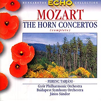 Mozart: Horn Concertos (Complete)
