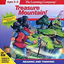 Treasure Mountain PC Game That Enriches Reading, Thinking, Math and Science Skills
