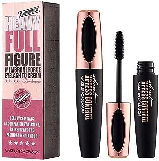 ENFLNI 4D Silk Fiber Eyelash Mascara Extension Makeup Black Waterproof Kit Eye Lashes