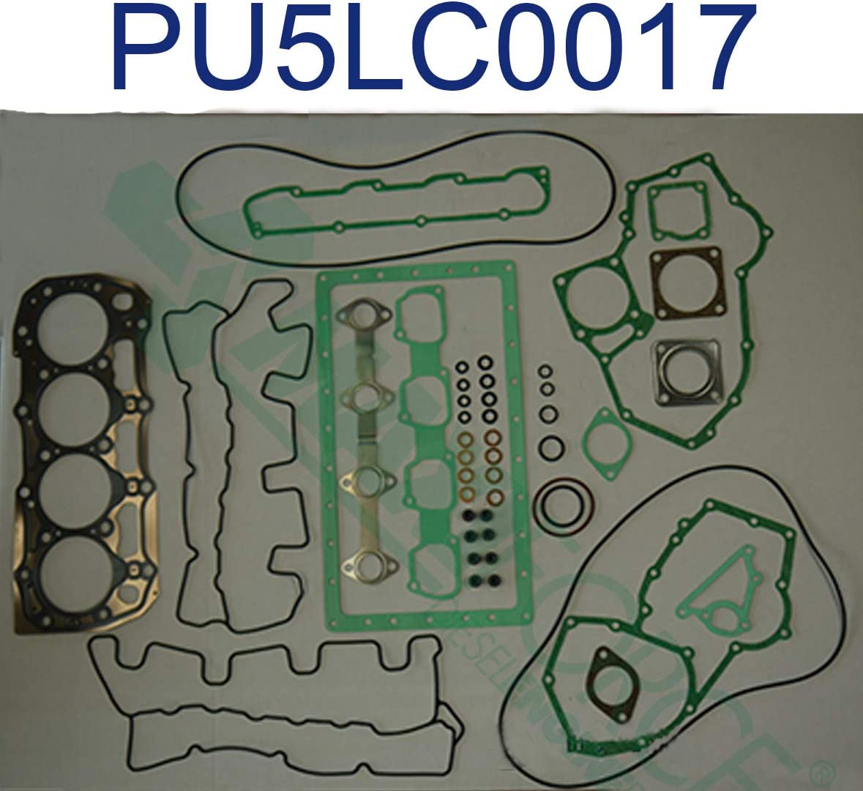 Perkins 104-22 404C-22 2.2 Overhaul Finally popular brand 934-660 Gasket U5LC0016 Set Credence