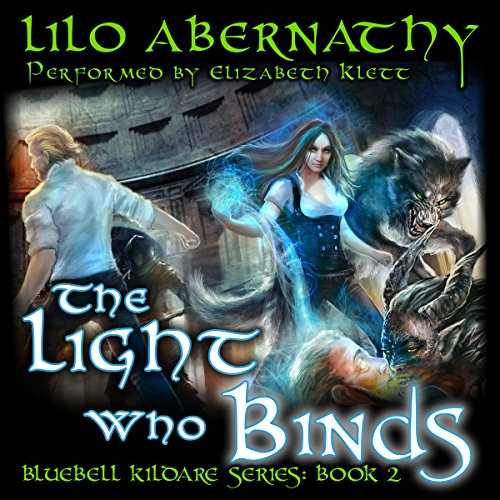 The Light Who Binds cover art