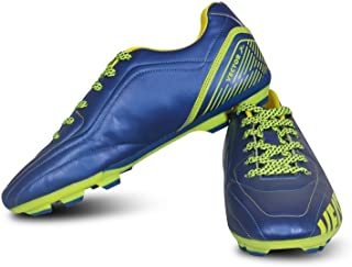 Vector X Edge Football Shoes (Blue-Green)