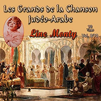 Les grands de la chanson Judéo-Arabe, Vol. 08