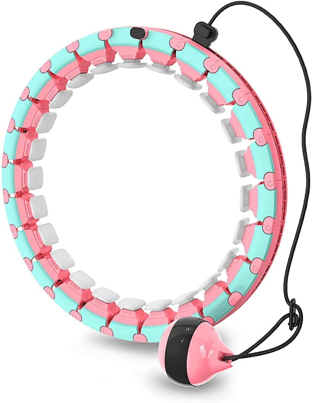 PriceXes Smart Weighted Hula unisex Hoops Detac Massage 24 Ranking TOP20