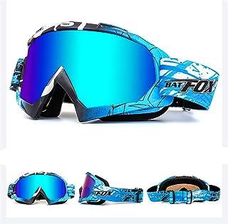 a1e1f76c67 Gafas IHRKleid para moto, protección frente al viento y el polvo, gafas de  snowboard