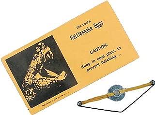 Set of 12-Rattlesnake Eggs-Gag gift