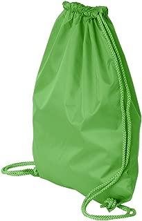Liberty Bags Large Nylon Drawstring Backpack