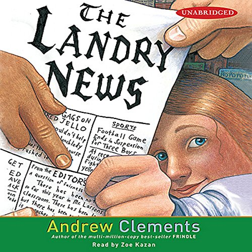 The Landry News cover art