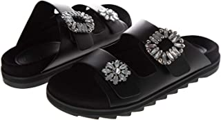Guess Slipper for Women - color Black - Size 5 US