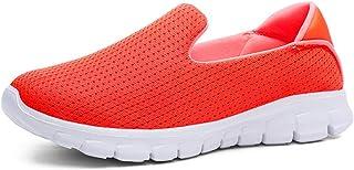 Damesschoenen, grote maten, zachte voet, lichte voet, platte schoenen, comfortabele kleding, wandelen in de open lucht, wa...