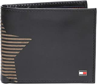 Tommy Hilfiger Black Men's Wallet (TH/VOSSMCCW01/SCP2018)