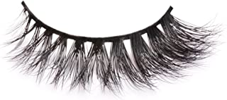 Arimika Handmade Thick Wispy 3D Mink False Eyelashes For Makeup 1 Pair Pack Style D11