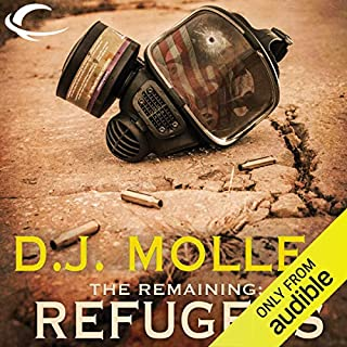 The Remaining: Refugees cover art