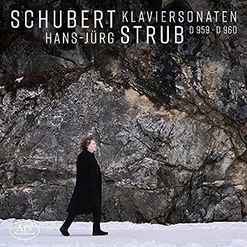 Schubert: Piano Sonatas, D. 959 & D. 960